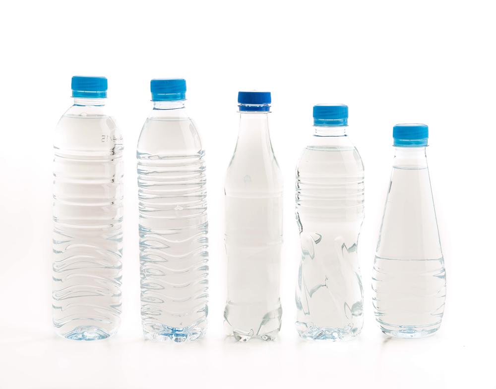 พลาสติกรีไซเคิล เบอร์ 1 PET หรือ Polyethylene Terephthalate